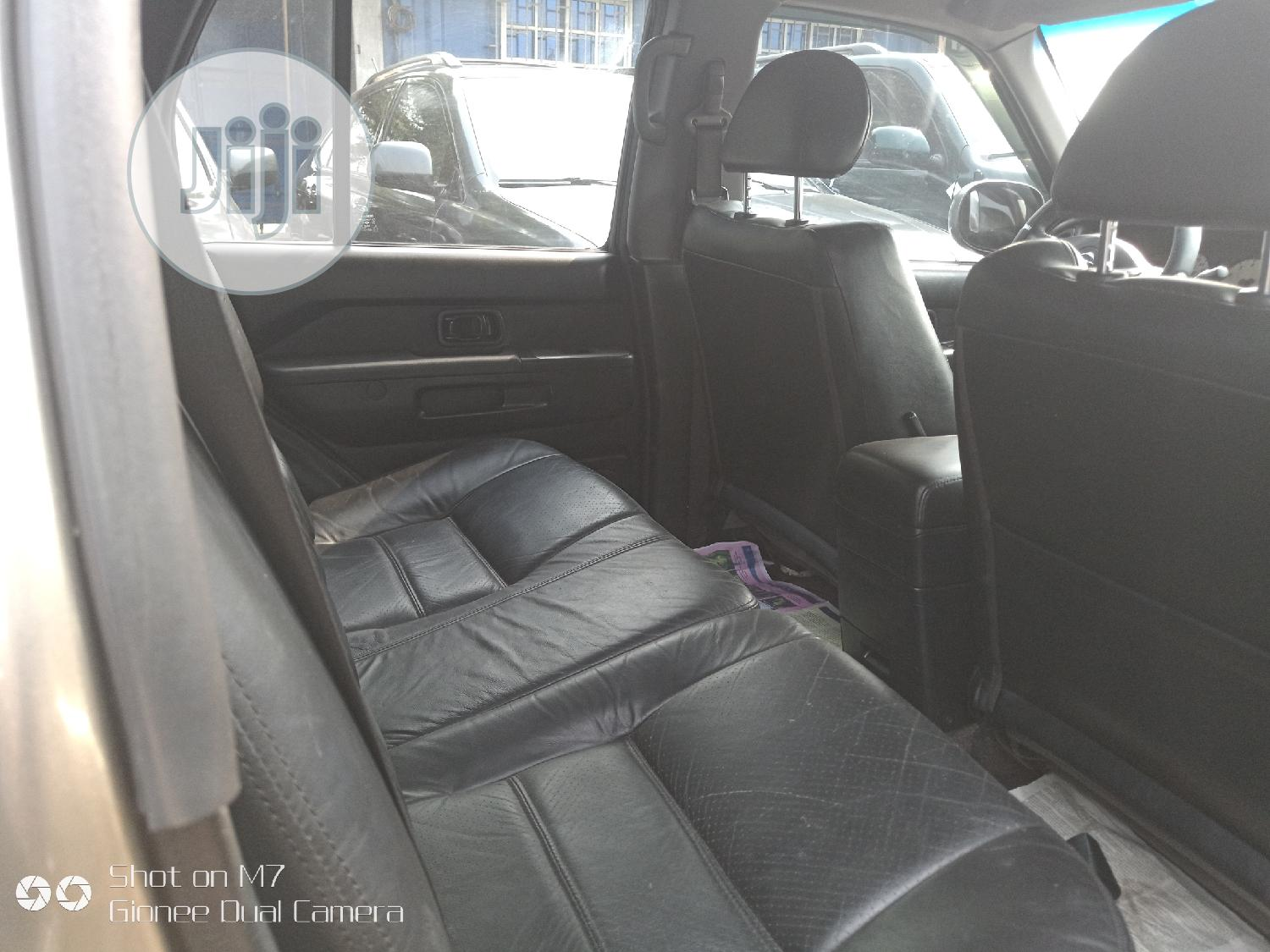 Nissan Pathfinder 2003 SE RWD SUV (3.5L 6cyl 4A) Gray | Cars for sale in Apapa, Lagos State, Nigeria
