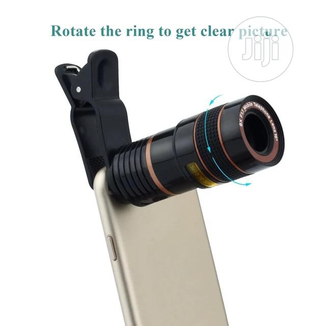 Mobile Phone Telescope   Accessories for Mobile Phones & Tablets for sale in Ikeja, Lagos State, Nigeria