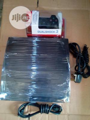 Sony Playstation 3 Slim + 10 Games and Accessories   Video Game Consoles for sale in Lagos State, Ikeja