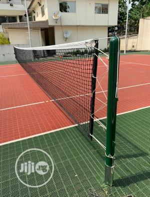 Lawn Tennis Net and Post | Sports Equipment for sale in Lagos State, Surulere