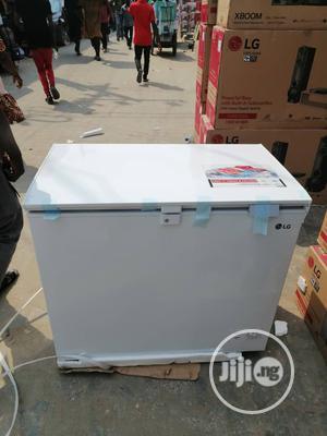 Original LG Chest Freezer 300L   Kitchen Appliances for sale in Lagos State, Amuwo-Odofin
