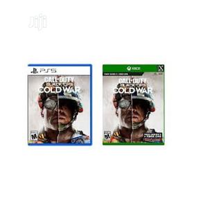 Sony Ps5 Cd Cod Cold War Call of Duty: Black Ops Cold War Is | Video Games for sale in Lagos State, Ikeja