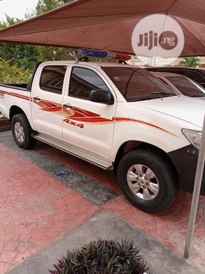 Toyota Hilux 2009 White   Cars for sale in Lagos State, Maryland