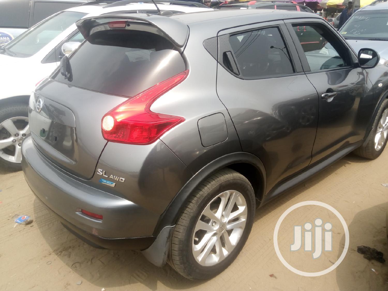 Archive: Nissan Juke 2013 SL Gray