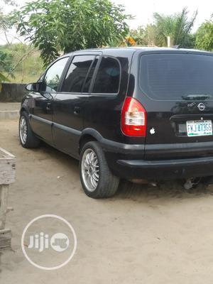 Opel Zafira 2005 1.6 Black   Cars for sale in Lagos State, Lekki