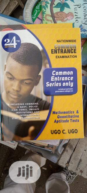 24th Edition Ugo C Ugo Maths and English | Books & Games for sale in Lagos State, Yaba