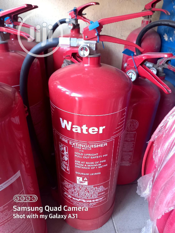 9L Water Extinguisher
