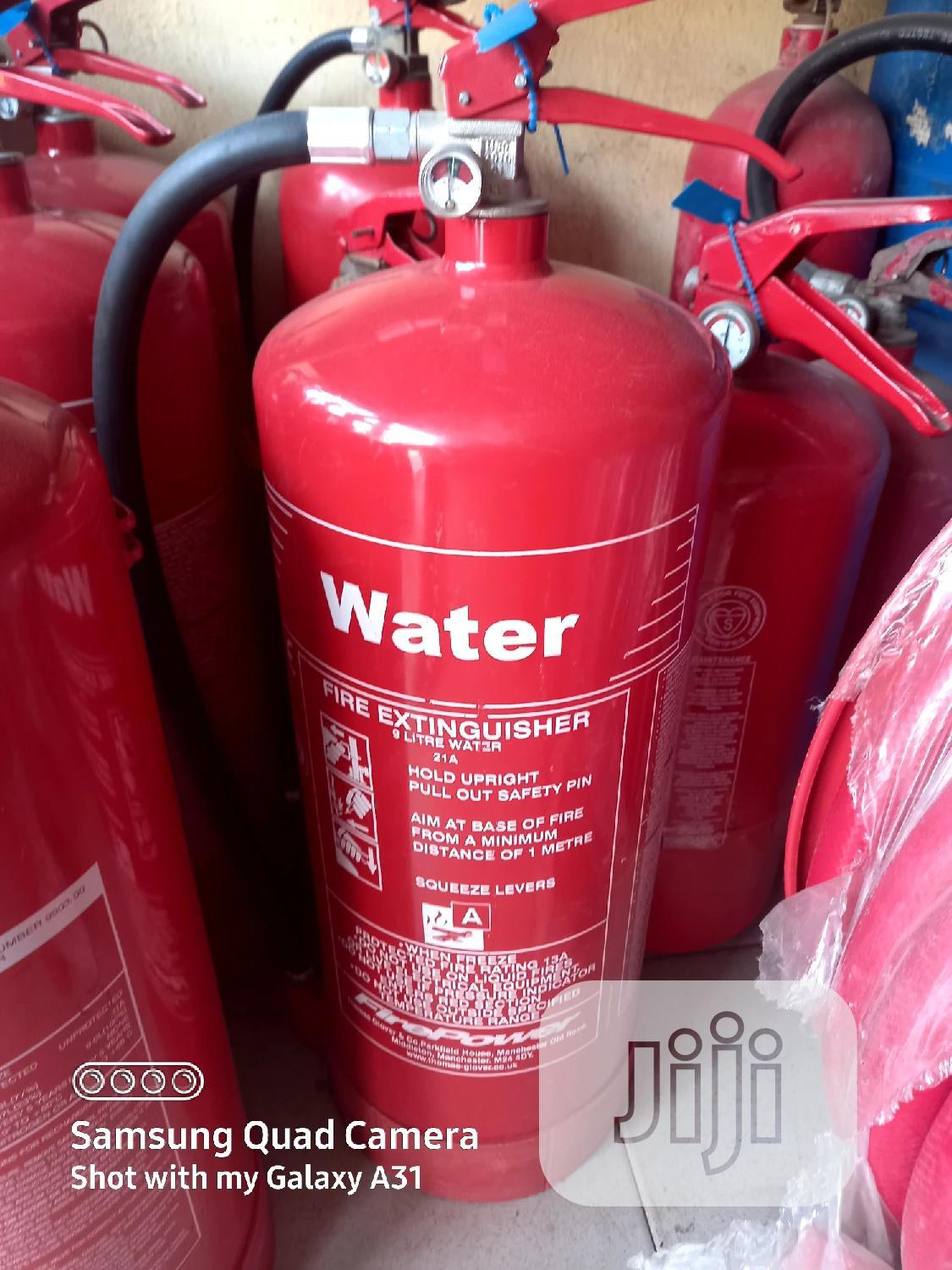 9L Water Extinguisher   Safetywear & Equipment for sale in Apapa, Lagos State, Nigeria