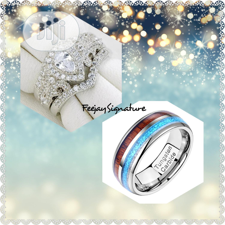 Wedding Ring Set | Wedding Wear & Accessories for sale in Ibadan, Oyo State, Nigeria