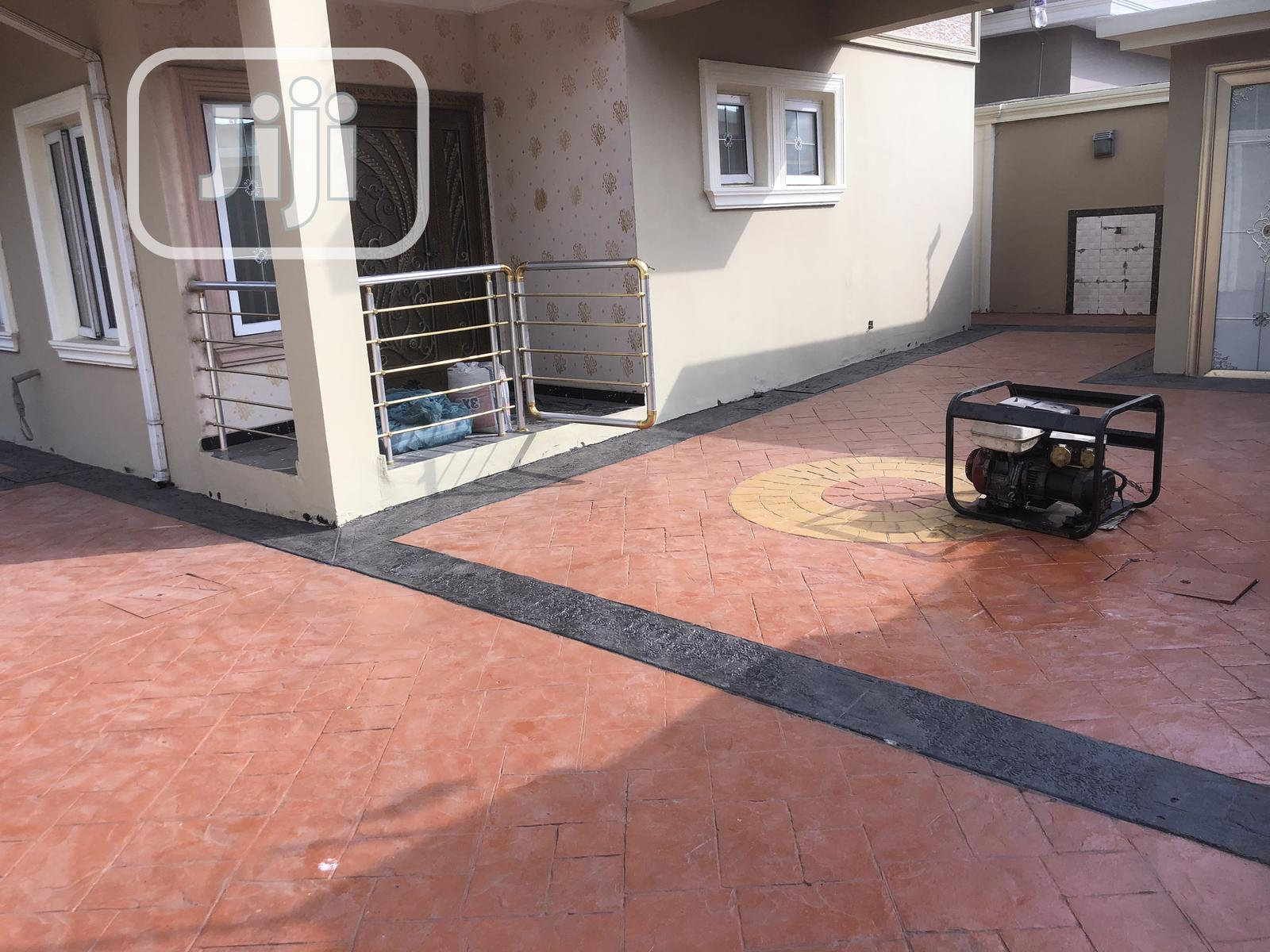 Newly Built 5 Bedrooms Detached Duplex With BQ | Houses & Apartments For Sale for sale in Omole Phase 1, Ikeja, Nigeria