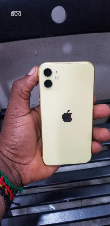 Apple iPhone 11 64 GB Yellow | Mobile Phones for sale in Ikeja, Lagos State, Nigeria