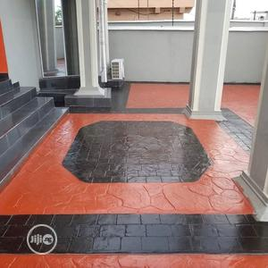 Concrete Stamp Floor | Building Materials for sale in Lagos State, Ikorodu