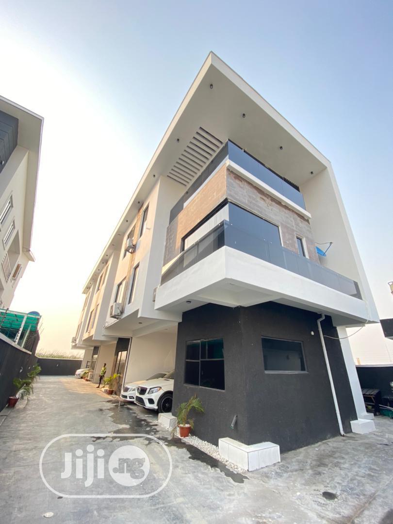 Exquisitely Finished 4 Bedroom Terrace Duplex + Bq