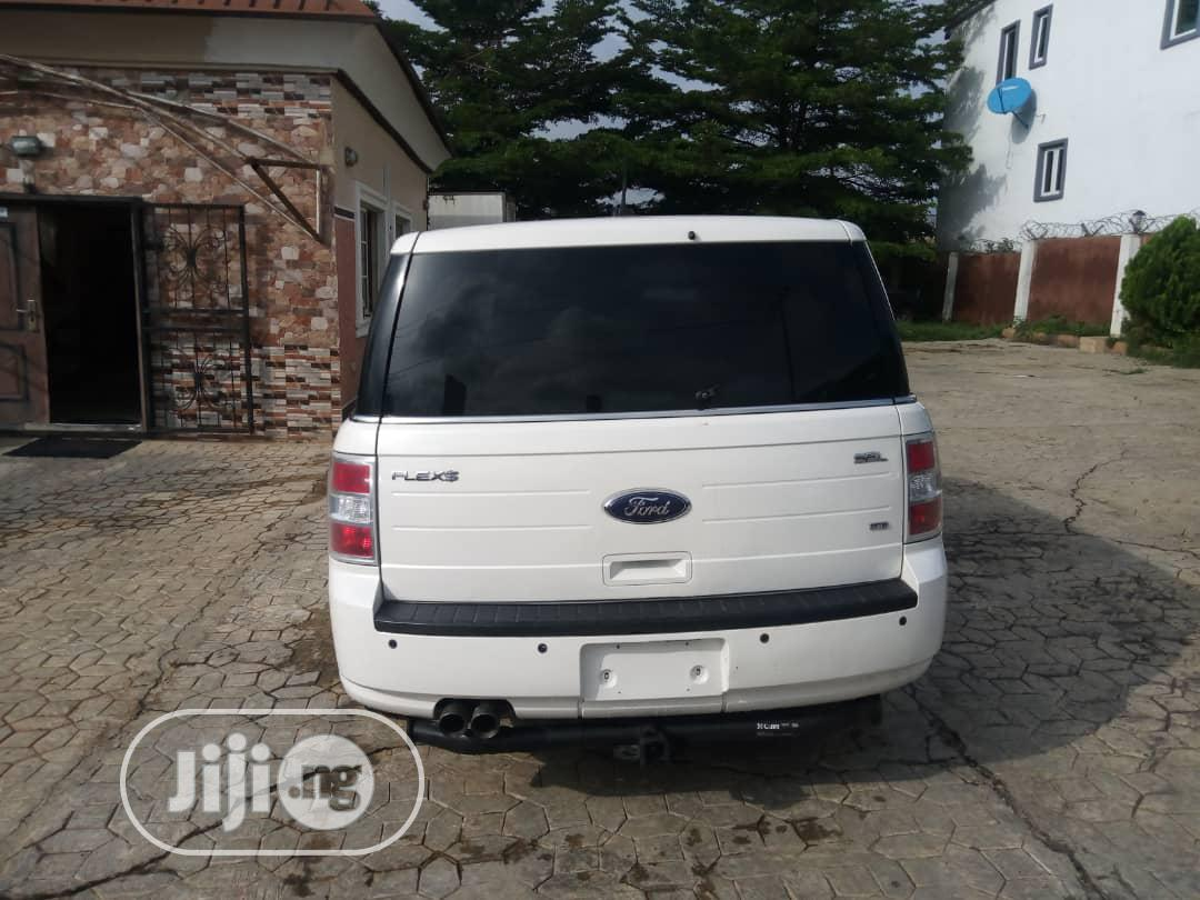 Ford Flex 2009 Limited AWD White | Cars for sale in Ibadan, Oyo State, Nigeria