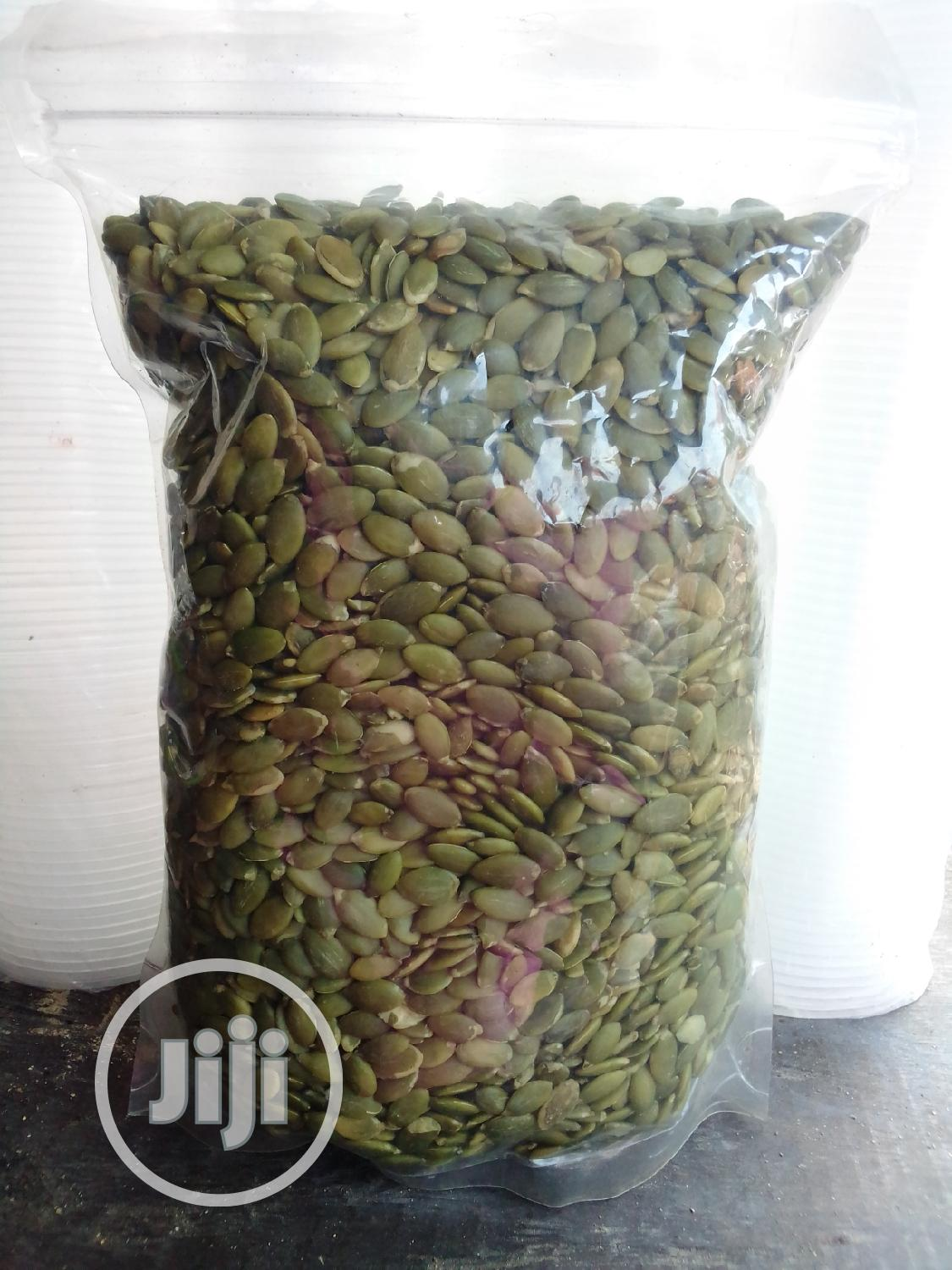 Pumpkin Seeds - 1kg | Feeds, Supplements & Seeds for sale in Port-Harcourt, Rivers State, Nigeria