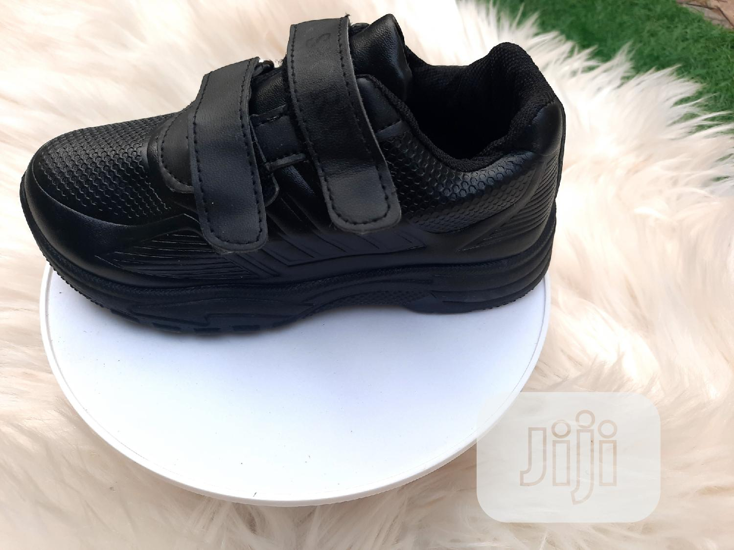 Brand New Black School Shoe | Children's Shoes for sale in Ikeja, Lagos State, Nigeria