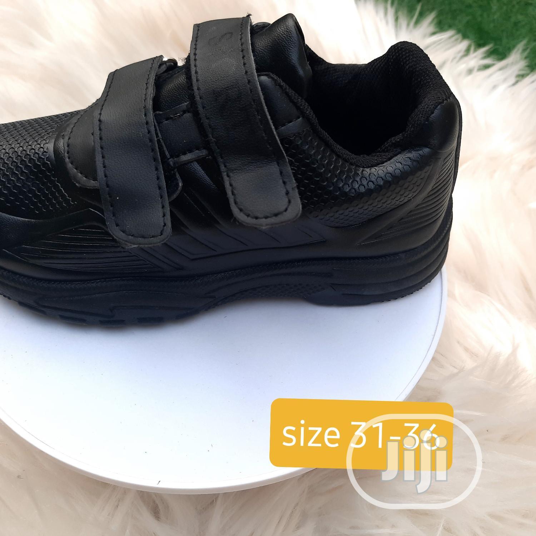 Brand New Black School Shoe