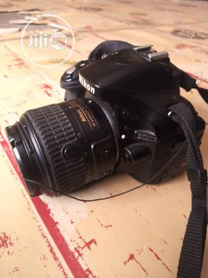 Nikon D5200 Camera With Lens And Accessories | Photo & Video Cameras for sale in Oyo State, Ibadan