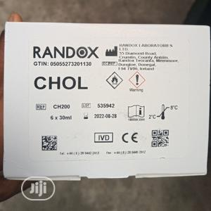 Cholesterol Kit Randox Product Use in Lab | Medical Supplies & Equipment for sale in Lagos State, Lagos Island (Eko)