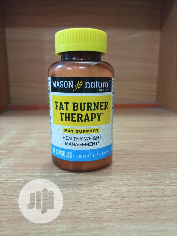 Mason Natural Fat Burner Therapy