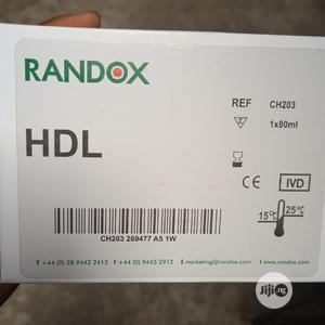 HDL Reagent Randox Product Use in Lab | Medical Supplies & Equipment for sale in Lagos State, Lagos Island (Eko)