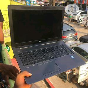 Laptop HP ZBook 15 8GB Intel Core I7 HDD 500GB   Laptops & Computers for sale in Ondo State, Akure