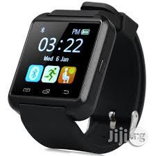 Smart Watch Black   Smart Watches & Trackers for sale in Lagos State, Ikeja