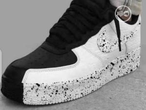Men's Fashion Nike Sneakers Shoes   Shoes for sale in Lagos State, Mushin