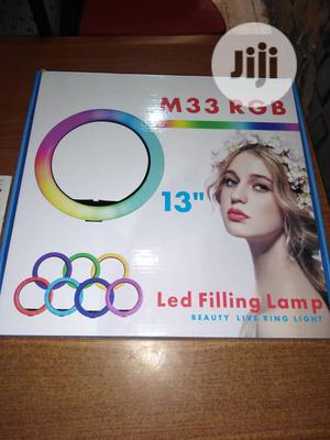 13inches Ring Light   Accessories & Supplies for Electronics for sale in Lagos State, Lagos Island (Eko)