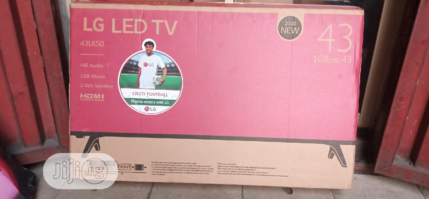 New LG Led Tv 43 Inches | TV & DVD Equipment for sale in Port-Harcourt, Rivers State, Nigeria