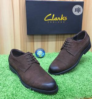 Clark's Suede Shoe for Men's | Shoes for sale in Lagos State, Lagos Island (Eko)