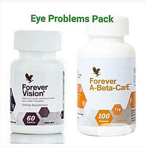 Forever Vision and a Beta Care. For Clearer and Beta Sight | Vitamins & Supplements for sale in Ondo State, Akure