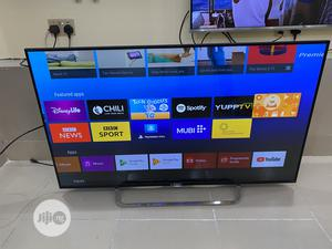 Sony Bravia Kd55x8509c 55 Inch 4K Ultra HD Hdr Android TV | TV & DVD Equipment for sale in Lagos State, Lekki