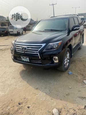 Lexus LX 2009 570 Black | Cars for sale in Lagos State, Lekki