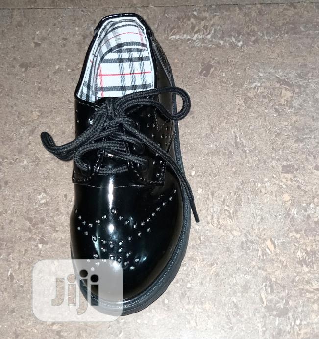 Baby Shoe - Black