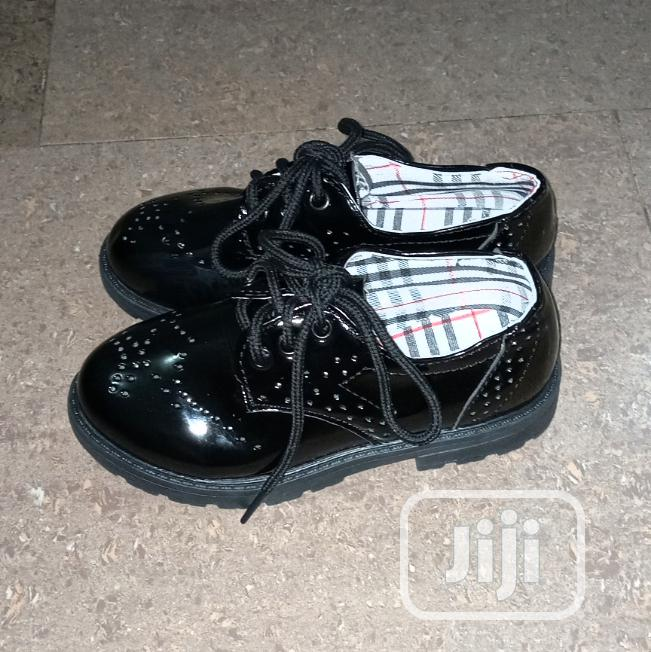 Baby Shoe - Black | Children's Shoes for sale in Ojodu, Lagos State, Nigeria