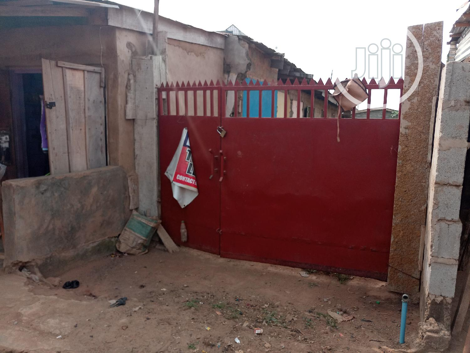 275 Sqm Dry Land at Ipaja Market for Lease
