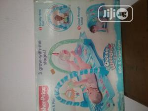 Fischer Price Baby Gymnastic Mat   Toys for sale in Lagos State, Oshodi