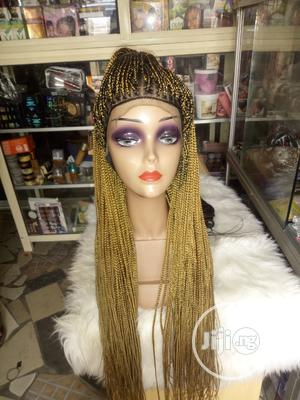 """35"""" Frontal Knotless Braid Wigs 