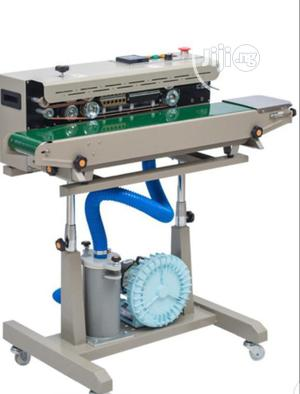 Continuous Band Sealer Air Filling Machine   Manufacturing Equipment for sale in Lagos State, Ojo