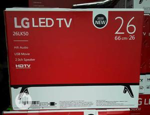 LG 26inch LED TV (26lk50) | TV & DVD Equipment for sale in Lagos State, Ojo