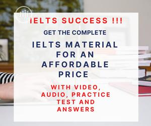 IELTS Material For Just Only   Books & Games for sale in Lagos State, Yaba