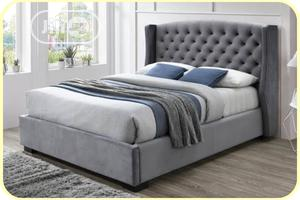6 by 6 Bed Frame, Upholstery | Furniture for sale in Lagos State, Ikeja