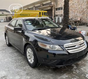 Ford Taurus 2010 Black   Cars for sale in Lagos State, Ajah