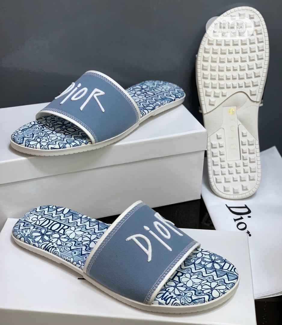 Archive: Dior Palm Flat New