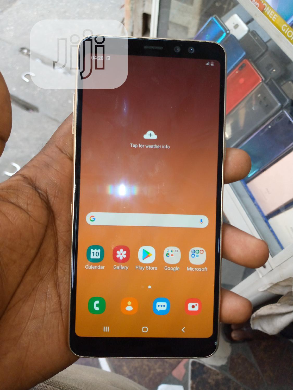 Samsung Galaxy A8 Plus 64 GB Gold
