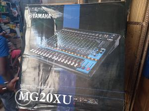 20 Channel Professional Yamaha Mixer | Audio & Music Equipment for sale in Lagos State, Ikeja