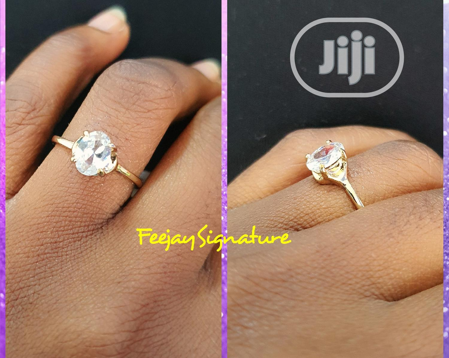 Silver Engagement Ring | Wedding Wear & Accessories for sale in Ibadan, Oyo State, Nigeria