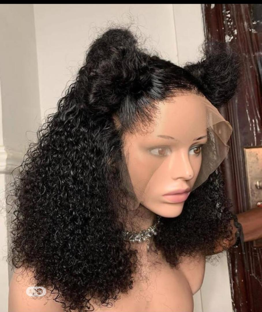 ORIGINAL Pixie Curls With Frontal at 95K | Hair Beauty for sale in Wuse, Abuja (FCT) State, Nigeria
