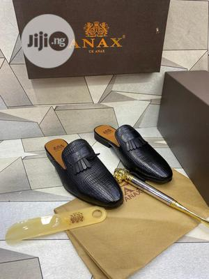 UK Anax Genuine Leather Half Shoe   Shoes for sale in Lagos State, Victoria Island
